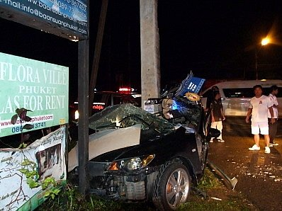 Phuket Opinion: 'No budget' no excuse for road mayhem   The Thaiger
