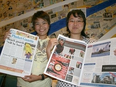 What's in this week's Phuket Gazette? | The Thaiger