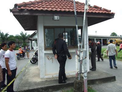 Gang slays Phuket security guard | The Thaiger