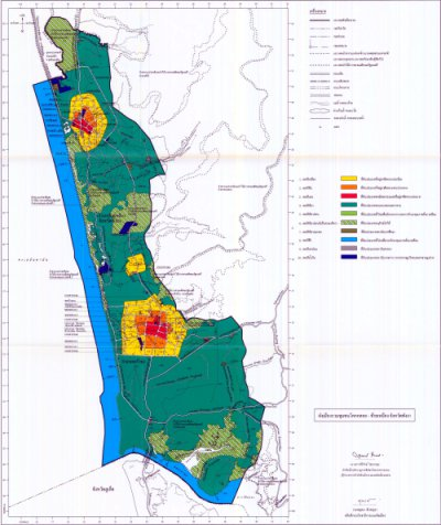 Greater Phuket: Phang Nga hit by tough new zoning law | Thaiger