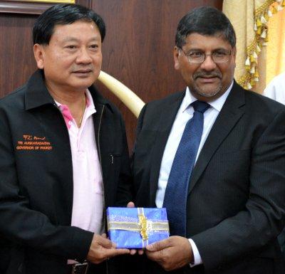 UK Ambassador puts Phuket safety on common agenda | The Thaiger