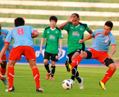 Controversy reigns as FC Phuket drops league points at home | The Thaiger