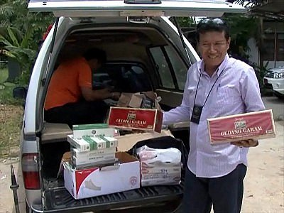 Phuket raid nets Bt100k in smoking contraband | The Thaiger