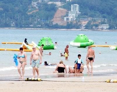 Phuket beaches left unguarded | The Thaiger