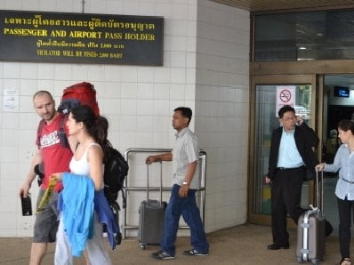 Moscow blast prompts Phuket Airport security boost | The Thaiger