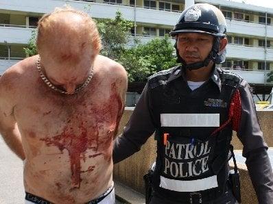 Shotgun ends Phuket rooftop brawl   Thaiger