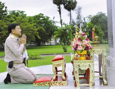 New Phuket governor meets honorary consuls on first day at work   The Thaiger