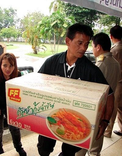 Phuket joins relief efforts for flood, landslide victims | The Thaiger