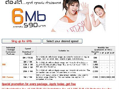 Phuket Live Wire: To 3BB or not to 3BB? | The Thaiger
