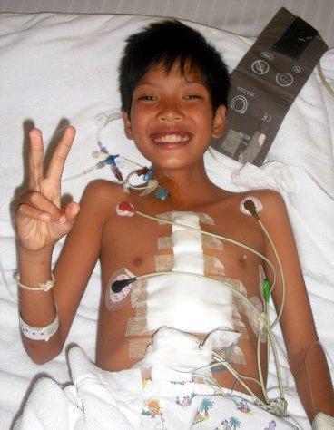 Phuket hails Rino's recovery   The Thaiger