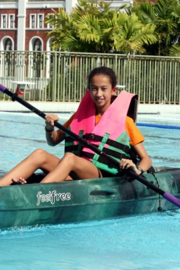 Charity paddle: Father, daughter to circle Phuket by kayak | The Thaiger