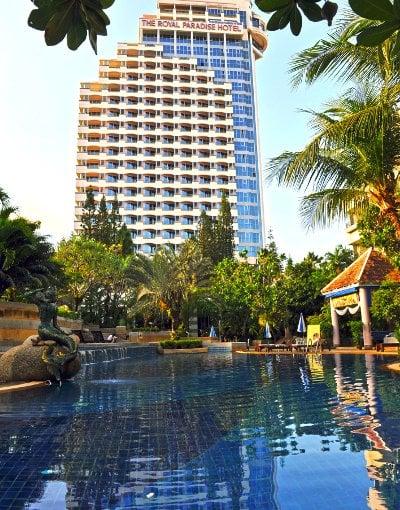 "Royal Paradise chosen as Phuket ""landmark' for Earth Hour | The Thaiger"