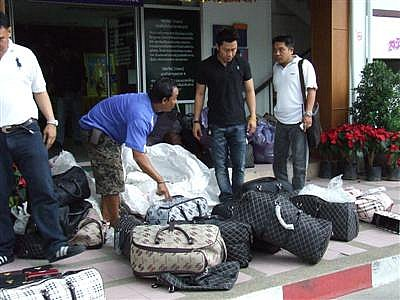 Phuket pirates unperturbed by arrest | The Thaiger