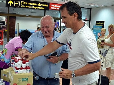 Free anti-radiation tablets for Phuket travelers to Japan | The Thaiger