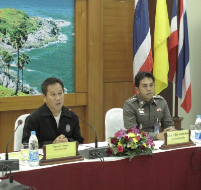 Phuket City hotel staff to face mandatory drug testing | The Thaiger