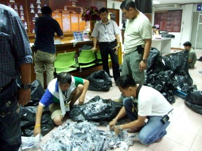 Foreign pirate duo nabbed in Phuket raid | The Thaiger