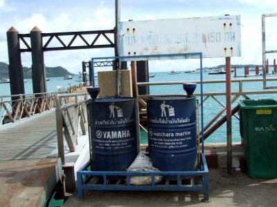 Phuket launches oil-recycling drive | The Thaiger
