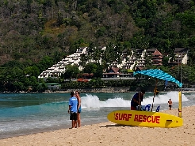 Phuket Promise: The beach guards 'will be back' | The Thaiger