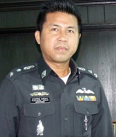 Phuket police beef up Patong security | The Thaiger