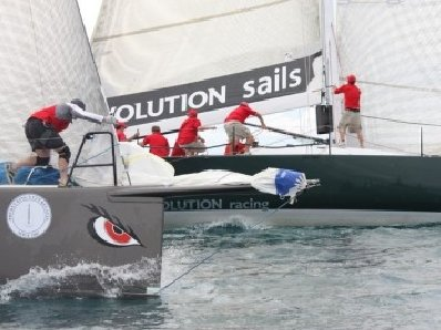 Evolution Racing leads Phuket King's Cup Regatta 2010 | The Thaiger
