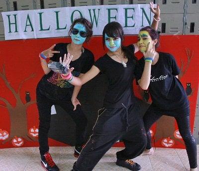Halloween celebrations underway in Phuket | The Thaiger
