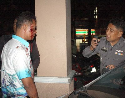Phuket defence volunteer shoots romantic rival | The Thaiger