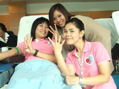 Phuket ramps up Christmas blood drive | The Thaiger