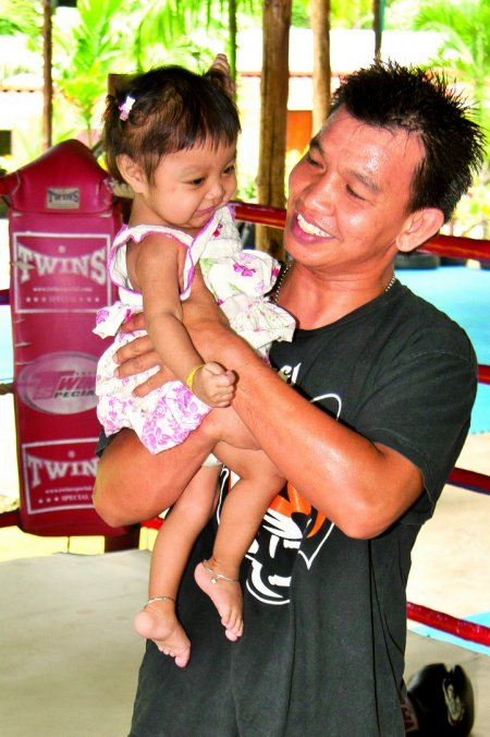 Baby Tuptim's year-long fight for life a tale of Phuket love | The Thaiger