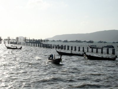 Phuket longtails get new pier at Chalong | The Thaiger