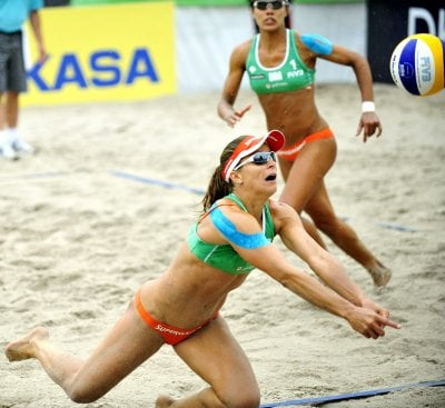 World #1 beach volleyball duo signed up for Phuket Open | The Thaiger