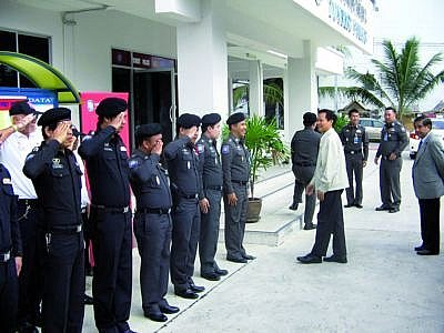 Phuket Tourist Police in the spotlight | The Thaiger