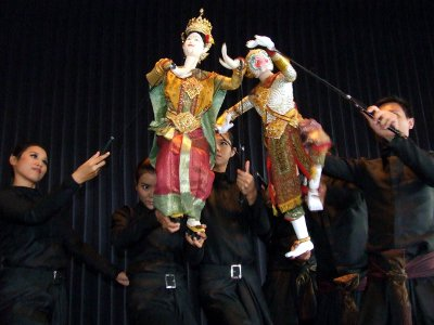 Puppet haven: Joe Louis Thai Restaurant opens in Phuket | The Thaiger