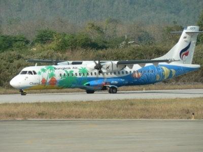 Plane crash at Samui Airport | The Thaiger