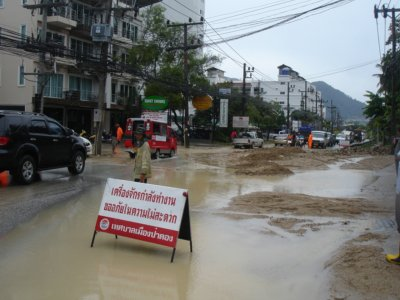 Phuket prepares for landslides | The Thaiger