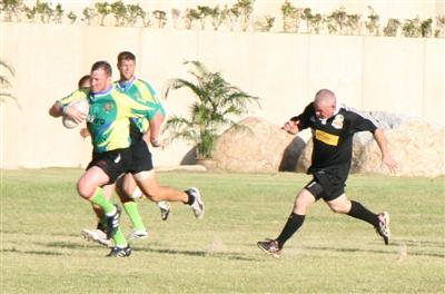 Kriel Roosters win Phuket Rugby 10s | The Thaiger