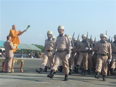 Phuket celebrates Royal Thai Army Day in Phang Nga   The Thaiger
