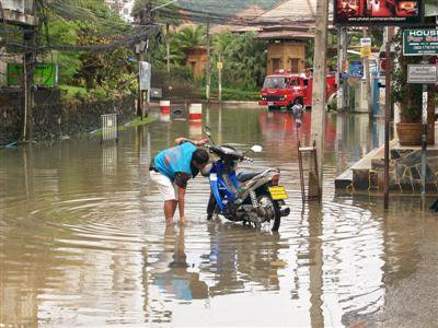Patong flood woes continue | The Thaiger
