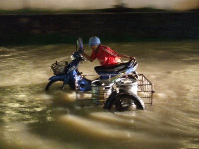Fury over flooding in Patong | The Thaiger