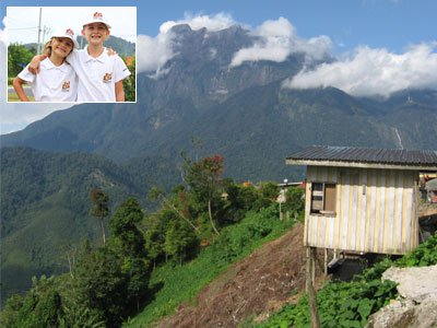 Phuket family to climb Mt Kinabalu | The Thaiger