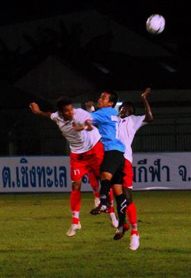 Phuket FC to face Yala on Sunday | The Thaiger