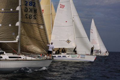 Phuket King's Cup Regatta Day 4: IRC2 Class goes to the wire | The Thaiger