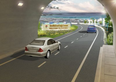 Phuket tunnel options explored | The Thaiger