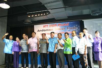 Andaman Travel Trade show starts tomorrow | The Thaiger