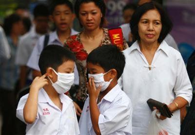 Swine flu cases surpass 200 mark | The Thaiger