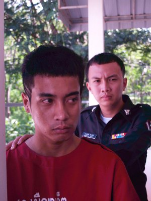 Phuket throat slasher suspect arrested | The Thaiger