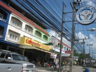 Phuket gym closes temporarily | The Thaiger