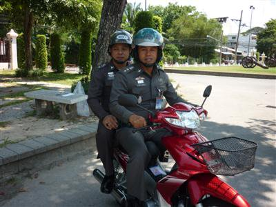 Phuket City Police helmet crackdown starts tomorrow | The Thaiger