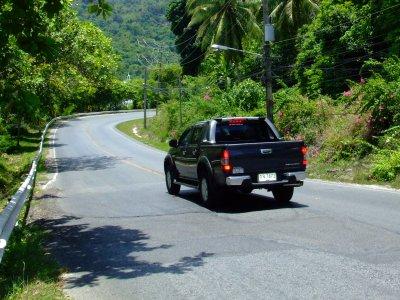 Crucial Phuket road deteriorating | Thaiger
