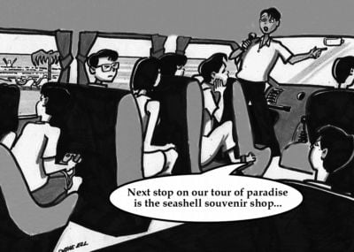 PHUKET OPINION: Stop 'zero fare tours' before they start in Phuket | The Thaiger