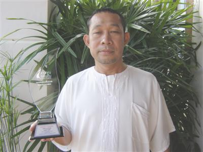 Pa Khlok man named Phuket's 'Outstanding Citizen' | The Thaiger